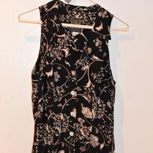 Cynthia Rowley Maxi Shirt Dress